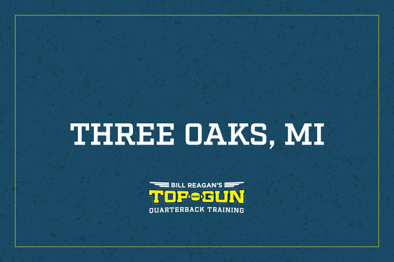 Three Oaks, MI Quarterback Training Camp