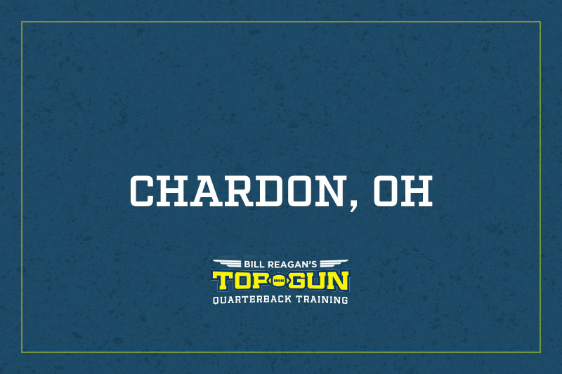 Chardon, OH Quarterback Training Camp
