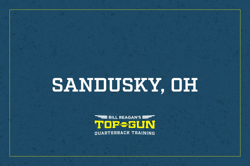 Sandusky, OH Quarterback Training Camp